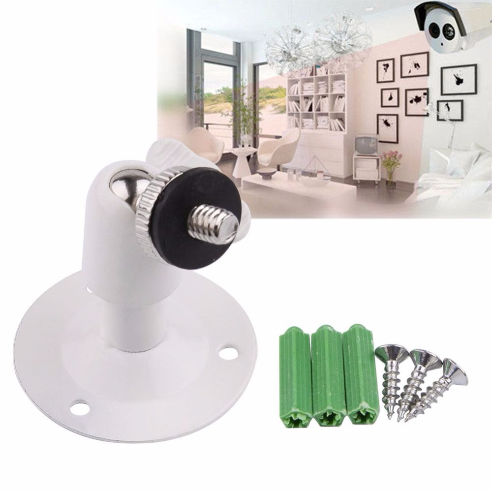 Wall Ceiling Metal Mount 90 Degree Rotating Bracket Stand Holders Camera<br><br>Aliexpress