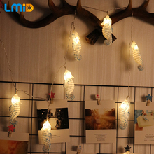 LMID LED String Light 5M Waterproof 110V/220V 30 LED Holiday String Lighting Christmas Lights Party Outdoor Decoration(China)