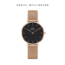 Daniel Wellington Women Watches Dw Female Student Simple Trend Watch Women Fashion Ladies Waterproof Female Clock Classic Petite(China)