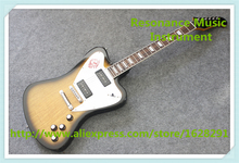 China Custom Shop Vintage Sunburst Finish Firebird Electric Guitars With Chrome Hardware For Sale(China)