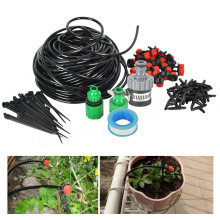 Boruit 25M DIY Micro Drip Irrigation System With Adjustable Dripper Smart Controller   Watering Kit For Garden Greenhouse Plant