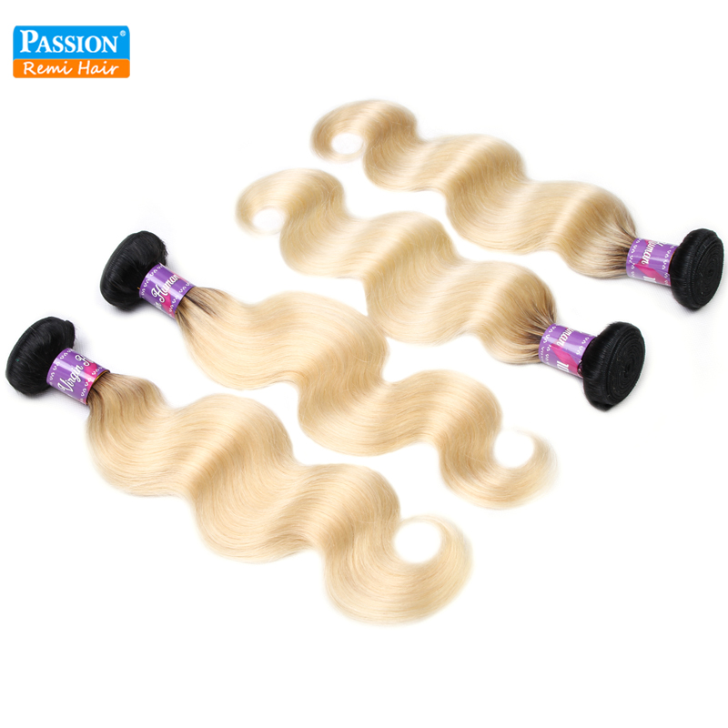 Dark Root Ombre Blonde Body Wave Peruvian Hair Extensions 4 Bundles 1B 613 Ombre Human Hair Weave Cheap 8A Peruvian Body Wave<br><br>Aliexpress