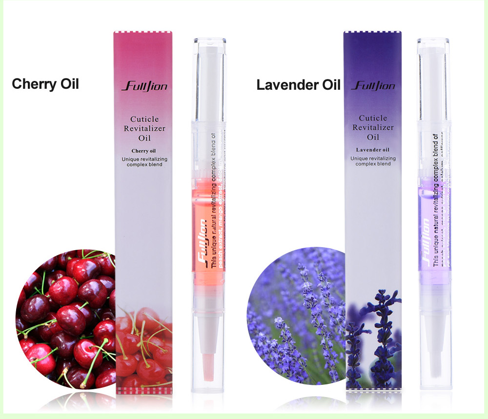 Fulljion Skin Defender Everything For Manicure Cuticle Oil Revitalizer Oil Pen Nail Art Treatment Nutritious Polish Nail Care 16