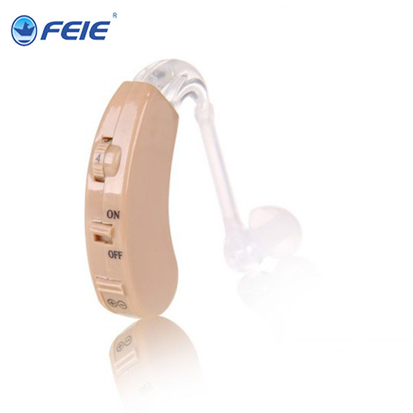 USA Knowles ear hearing instrument Small Analog Hearing Aid for Deafness S-9C Low Noise<br><br>Aliexpress