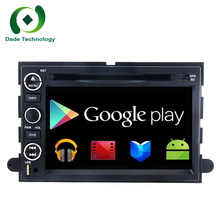 Two Din Android 6.0.1 RAM 2G Car DVD Player multimedia For FORD/F-150/Mustang/Explorer/Kuga/Edge GPS Navigation Radio stereo 4G(China)
