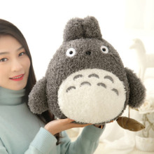 1pcs 20CM Famous Cartoon Lovely Totoro Plush Toy Smiling Soft Stuffed Toys High Quality Dolls Factory Price home decoration gift