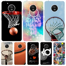 Basketball Logo La case cover for For Motorola Moto G5 G4 PLAY PLUS ZUK Z2 BQ M5.0