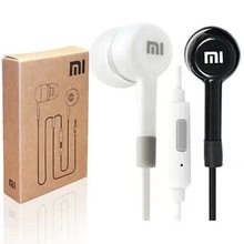 2 pcs Earphone For Xiaomi M2 M1 For iphone 6 5 5s 4 4s MP3 MP4 With Remote And MIC