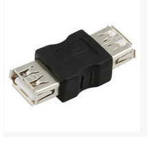USB connector USB mother to mother first car USB is double mother through USB line extension of the connection