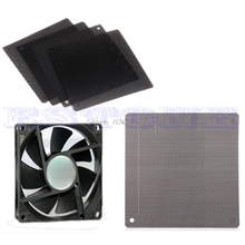 140MM Computer PC Cuttable Dust Dirt Filter Mesh Dustproof Cooler Fan Case Cover -R179 Drop Shipping