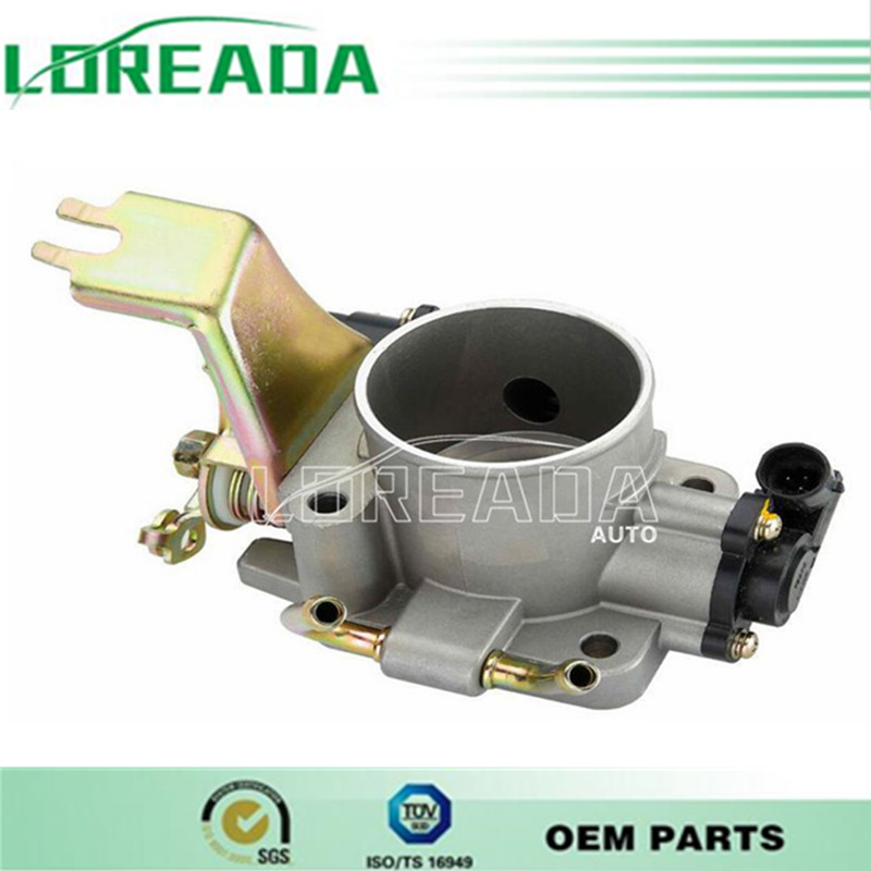 100% Testing new Orignial Throttle body  for DELPHI system  BRILLIANCE AUTO4G20D4 /4G22D4 Bore Size 55mmThrottle valve assembly<br><br>Aliexpress