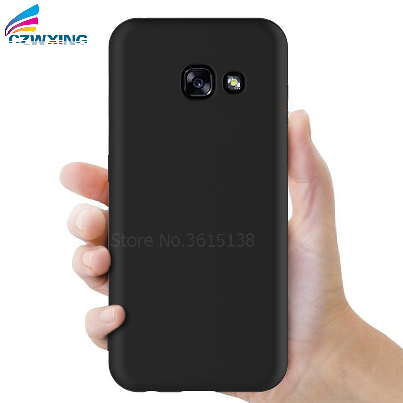 For Samsung Galaxy A3 2017 Case Samsung A3 2017 Case Soft Silicone Back Cover Phone Case For Samsung SM-A320F A320F A 3 2017 (2)