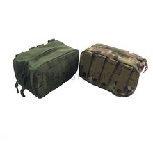 New Tactical Military Outdoor Molle Hunting Pouches Utility Medical Phone Tool Magazine Pouch(China)