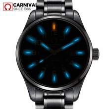 2017 Promotion Rushed Watch The Carnival Men Self Luminous Tritium Import Quartz Waterproof Strip Fashion Men's Watches(China)