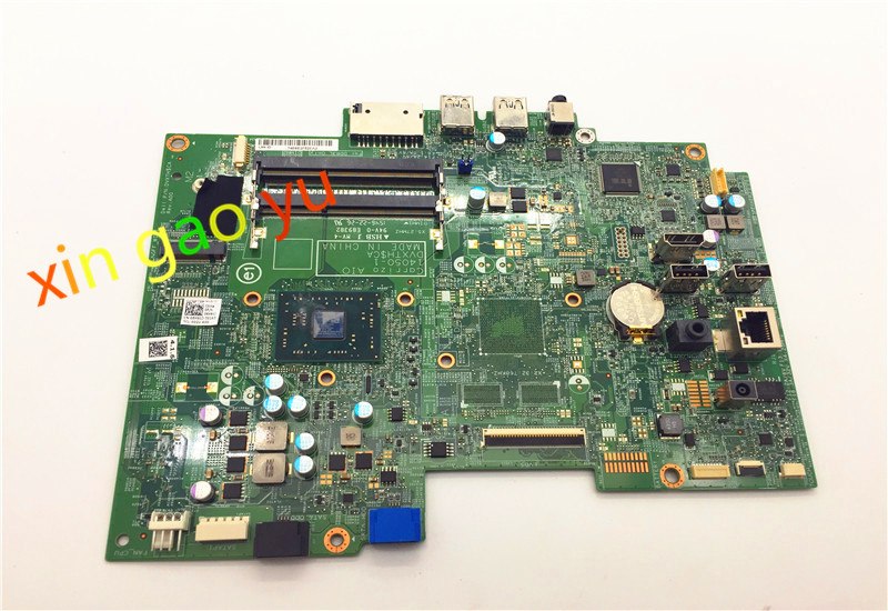for Dell For Inspiron 24 3000 3455 3240 Series PC Motherboard  cn-06H91J 06H91J 6H91J 100% Test OK  Integrated