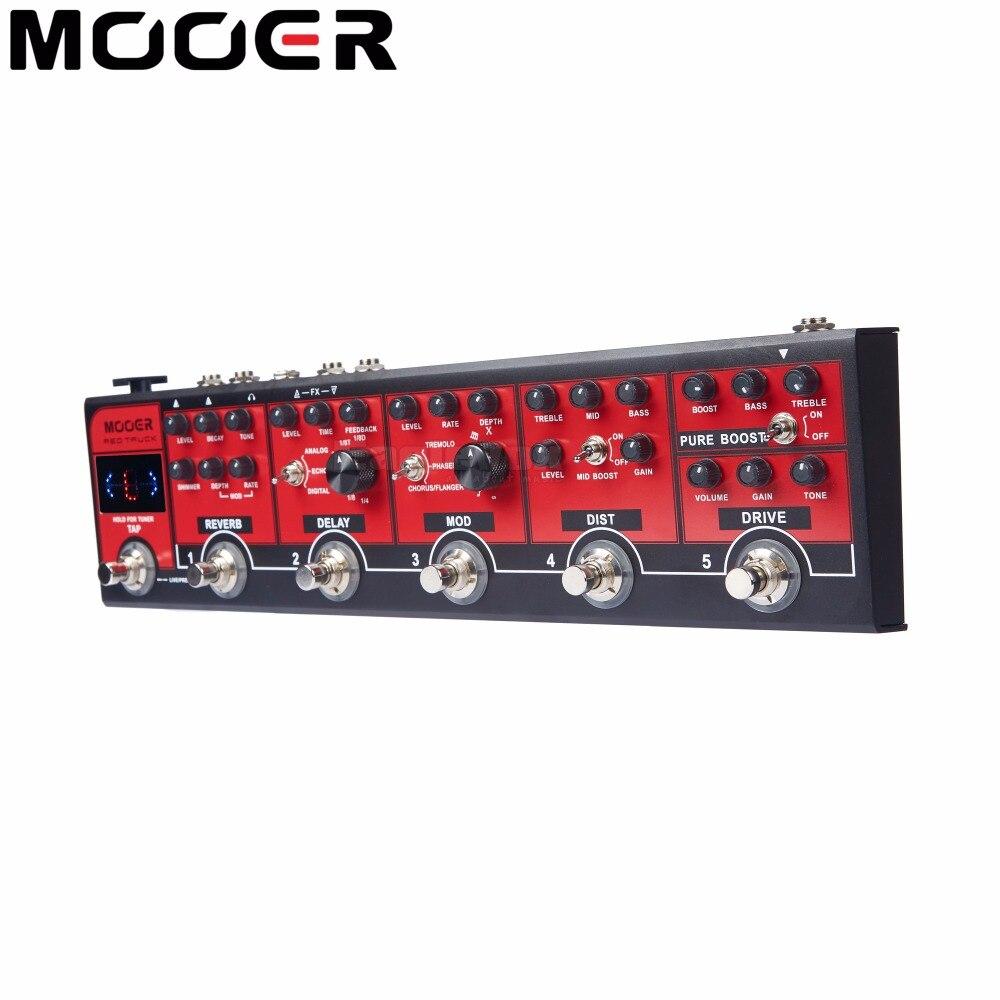 5D3_7837-Mooer-Red Truck