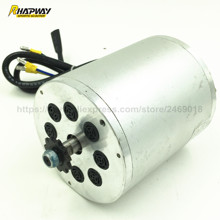 High Quality 1600W 48V Brushless Electric DC Motor  1600W Electric Scooter BLDC Motor  Brushless Motor (Scooter Parts)