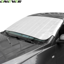 150*70CM Window Foil Windshield Sun Shade Car Windshield Visor Cover Block Front Window Sunshade UV Protect Car Window Film