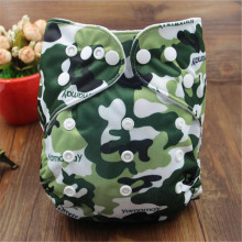 Babymond Baby Boys & Girls Cloth Diapers Can Wash Breathable Baby Pants Diaper Pants 0 To 3 Years Old Baby Diaper Pants