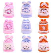 Baby Hat Kids Winter Hat Newborn Cap Hot Sale Super-Soft Cashmere Bonnet Headgear For Boys And Girls Baby Beanie Free Shipping(China)