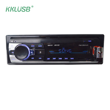12V Car audio stereo jsd-520 Car Radio Bluetooth V2.0 In-dash 1 Din FM Aux Input Receiver SD USB MP3 MMC WMA Car Radio Player(China)