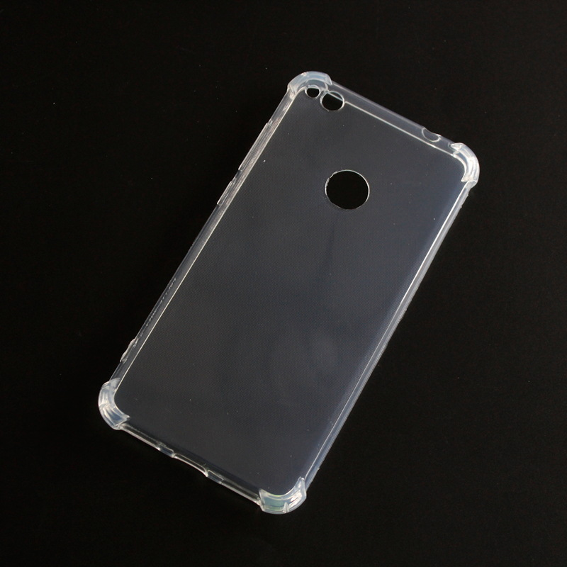 Transparent silicone case huawei P8 Lite 2017 honor 8 lite (4)