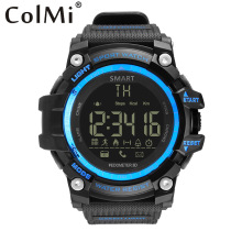 ColMi Smart Watch Waterproof IP68 Swimming Ultra-long Standby Outdoor Bluetooth 4.0 Sport Smartwatch For IOS Android Phone(China)