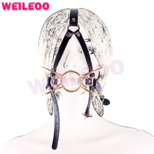 Buy spider fork flail open mouth gag ball adult sex toys bdsm bondage set fetish slave bdsm sex toys couples adult games