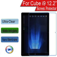 "High HD/Matte/Nano Soft Explosion-proof Style Protective Film For Cube i9 12.2"" Screen Protector (Not Tempered Glass)"