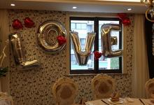 "4pcs large silver letters ""LOVE"" foil balloons 40 inch wedding party decoration Helium Balloon inflatable letters air balls"