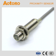 TR12-2DC cylinder metal china manufacturing quality guaranteed Sensor bin