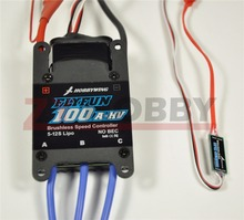 RC Model Brushless Motor Hobbywing FLYFUN 100A HV ESC for Aircraft 5-12s(China)