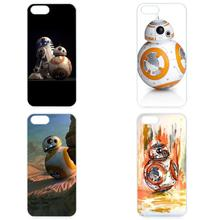 Force Awakens Bb-8 Droid Robot For Samsung Galaxy 2015 A3 A5 A7 A8 Note 2 3 4 5 J5 J7 Grand 2 Prime Coque Case Capa