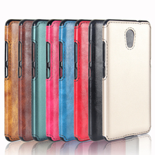 Buy Lenovo P2 Case Luxury PU Leather Protective Back Cover Lenovo VIBE P2 P2c72 P2A42 fashion Phone Case for $2.75 in AliExpress store