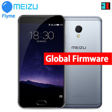 "Original MEIZU MX6 LTE 4G SmartPhone 5.5"" IPS Android 6.0 Phone MTK Helio X20 Deca Core 12.0MP 4GB RAM 32GB ROM Touch ID"