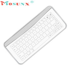 Ecosin2 Mosunx B6 Wired Keyboard Comfortable Full-size Touch Keyboard Computer PC Keyboard SL 17Mar09