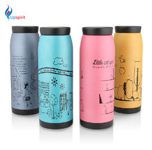 500ml Insulation Water Bottle Thermose Insulated Tumbler Travel Mug Stainless Steel Vacuum Flask Belly Cup Termo Cup Thermal Mug