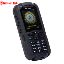 Original SEALS VR7 IP67 Waterproof  Rugged Phone 2.0 Inch Screen Single SIM Card 2.0MP Back Camera with LED Torch JAVA Supported