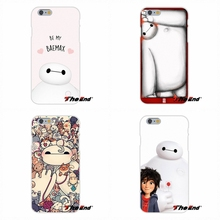 Japan Big Hero 6 Flying Baymax For Samsung Galaxy S3 S4 S5 MINI S6 S7 edge S8 Plus Note 2 3 4 5 Silicone Soft Phone Case