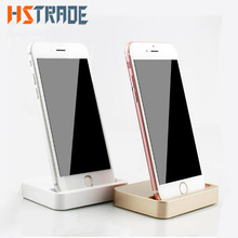 Original Sync Data Charging Dock Station Desktop Docking Charger USB Cable Dock For iPhone 5 5S SE 6 7 6s Plus 7Plus Samsung