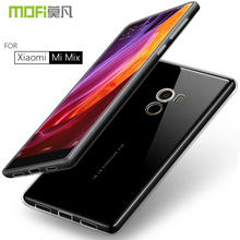 Buy Xiaomi Mi Mix Case Cover MOFI TPU Soft Transparent Silicone Case Xiaomi Mi Mix Soft Back Cover clear Case Capa coque funda for $6.29 in AliExpress store