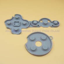 100 set For Microsoft Xbox 360 Controller Rubber Conductive Contact Button D-Pad Pads Repair Fix
