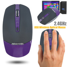 2017 New  Wireless Game Mouse Bluetooth 3.0 4D Optical Mouse For Win8 Android Tablet Laptop