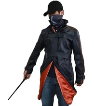 Watch Dogs Aiden Pearce Hat Baseball Caps Cosplay  Costume Stick And Face Mask