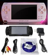 new handheld Game player 10000 games Console 4.3 inch 8GB Spanish Hebrew Polski Greek Portugues Italy Dansk Hungarian Romanian(China)