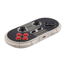 2018 Portable Wireless Bluetooth Classic 8Bitdo NES30 Pro Game Controller Full Buttons for iOS Android Gamepad PC Mac Linux NEW