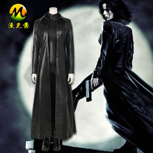 Underworld Blood Wars Selene Cosplay Costume Black Women's Suit Halloween Carnival Costumes Size Can Be Customized