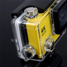 4K 25Fps Waterproof Action Camera H2R H2 170D Wide Angle WIFI Remote Control 1080P High Cost Performance Camera