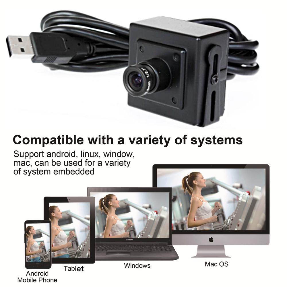 Box usb camera
