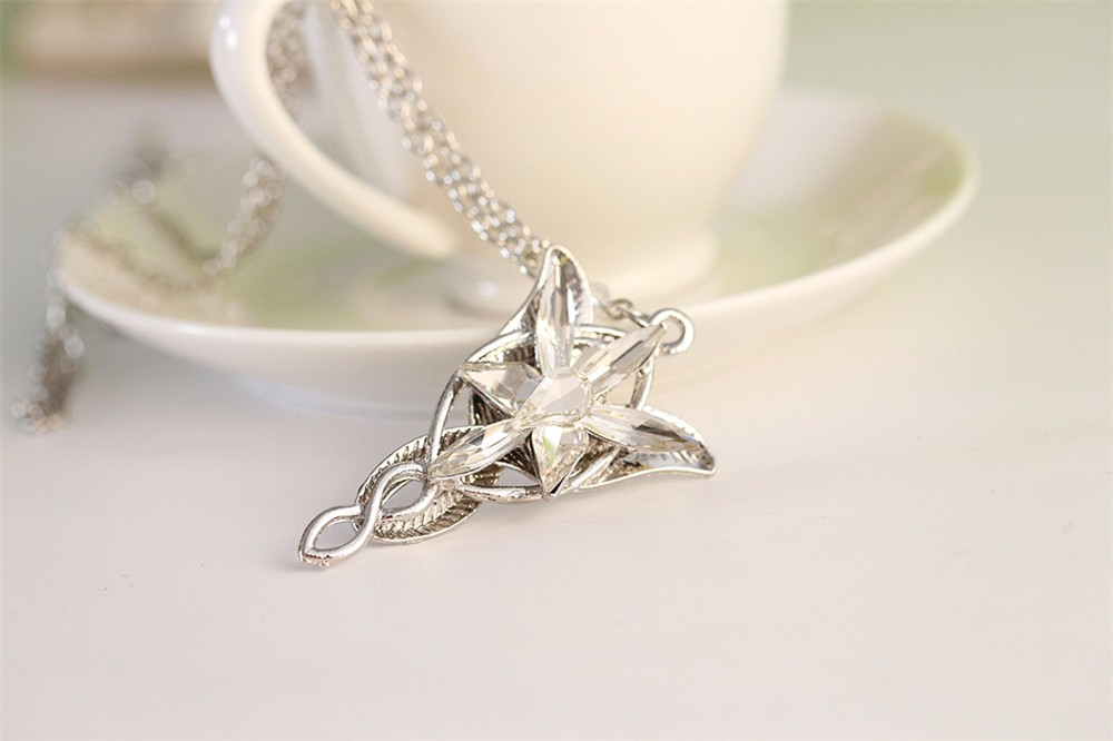 Lord of the Rings Arwen Evenstar Pendant Necklace